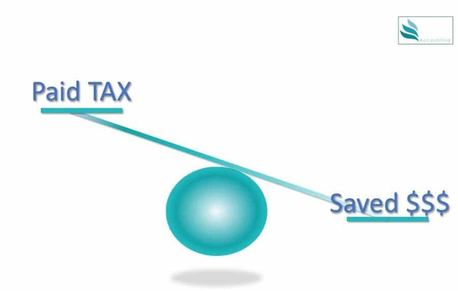 Tax Saving Tips.